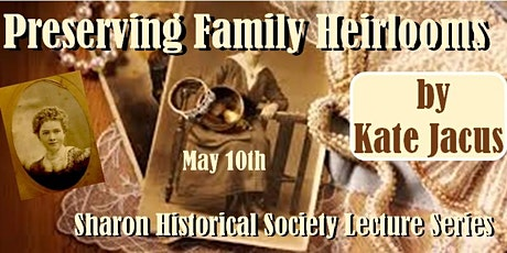 Preserving Family Heirlooms tickets