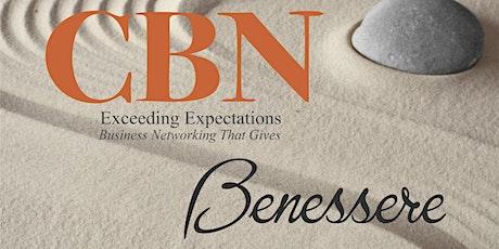 CBN Benessere biglietti