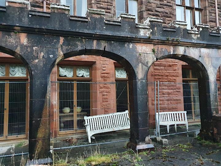 Kinloch Castle, What Next? Restoration, Regeneration, Resilience image