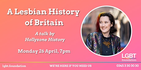 A Lesbian History of Britain tickets