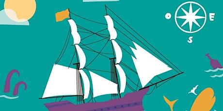 Flottille des Pirates du plastique billets