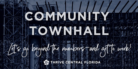 Thrive Community Townhall tickets
