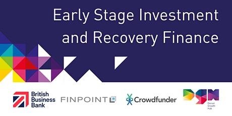 Early Stage Investment and Recovery Finance tickets