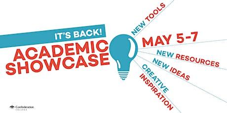 Academic Showcase 2021 tickets
