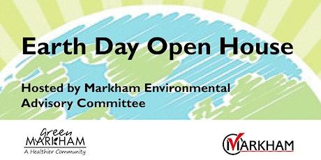 Earth Day Virtual Open House: Markham Environmental Advisory Committee tickets