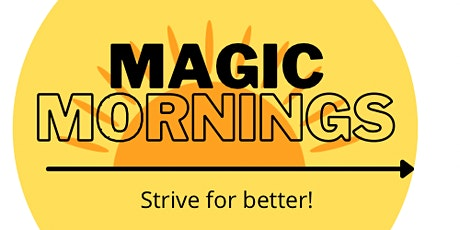 Magic Mornings-  6 week workshop Tickets