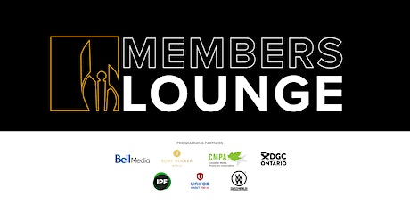 Members Lounge 2021: Academy, CMPA & DGC Ontario Members tickets