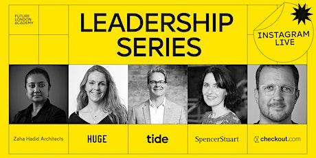 Leadership Series – Future London Academy tickets