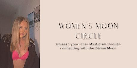 Full Moon in Scorpio Women's Circle tickets