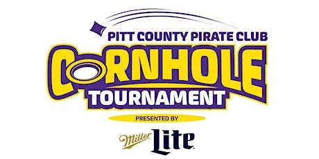 Pitt County Pirate Club Cornhole Tournament presented by Miller Lite tickets