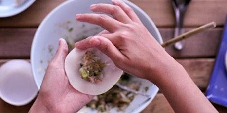 In-Person Class: *Outdoor* Classic Asian Dumplings (Los Angeles) tickets