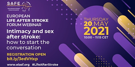European Life After Stroke Forum Webinar Series biglietti