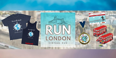 Run London Virtual Race 2021 tickets