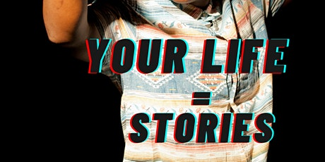 Your Life = Stories with Azara Meghie. A Free Two-Part Writing Workshop. tickets