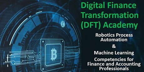 Digital Finance Transformation (Virtual) December 19th - December 23rd tickets