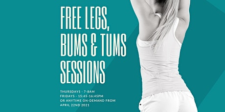 ChallengeSet Free LBT Sessions tickets