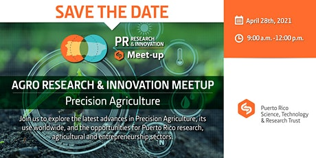 Precision Agriculture Research & Innovation Meetup tickets