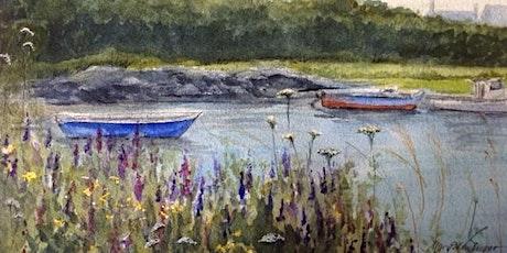 Plein Air Watercolor Workshop tickets