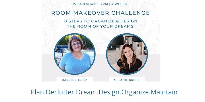 Room Makeover Challenge- WEEK 1 FREE image