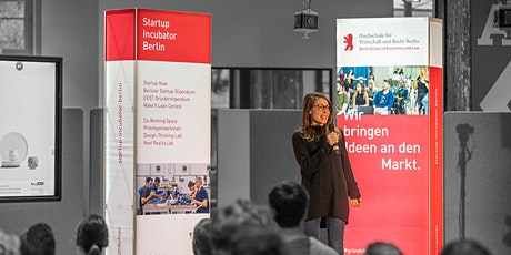 Online Info-event: founding startups at the HWR Berlin Tickets