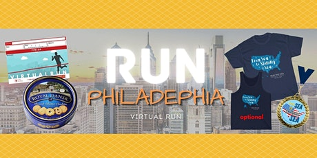 Run Philadephia Virtual Race tickets