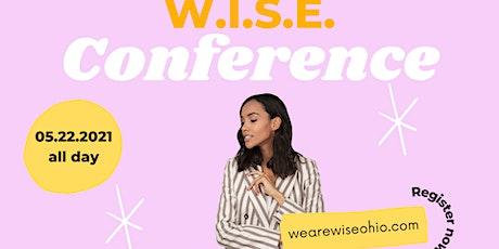 W.I.S.E. Conference tickets