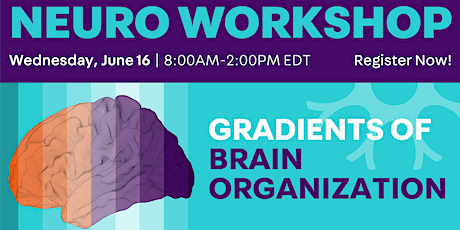 Gradients of Brain Organization Workshop tickets