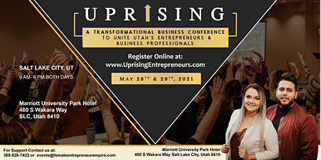 UPRISING- A Transformational Business Conference tickets