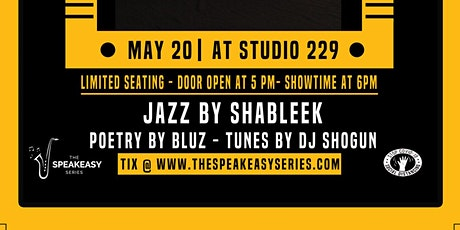 The SpeakEasy ft. Bluz, Shableek, & DJ Shogun (Uptown Thursday Night) tickets