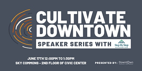 Cultivate Downtown: Small Business Accounting tickets