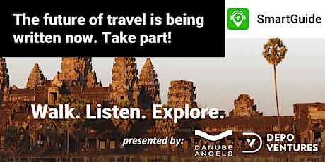 Meet SmartGuide - building the world's digital guide marketplace tickets
