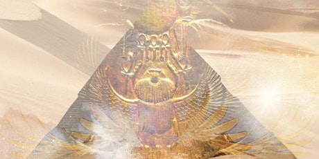 Egypt Light Transmission: The Golden Sacred Union of The New Queen & King boletos