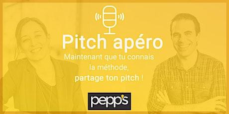 Pitch'apéro - Partage ton pitch billets