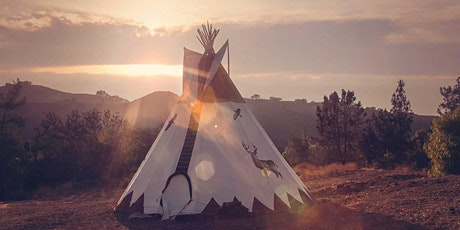 Sunset Lucid Dreaming Meditation Journey - At the Tipi on Private Ranch tickets