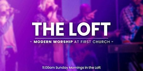 May 23 - 11:00am - Loft Worship tickets