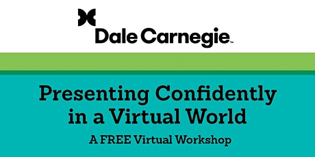 Presenting Confidently in a Virtual World tickets