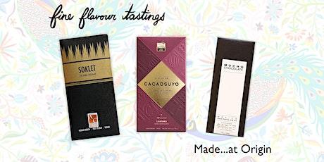 Chocolate Tasting - Made…at Origin tickets