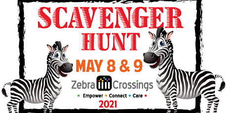 Zebra Crossings Scavenger Hunt tickets