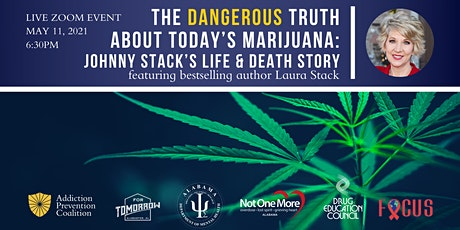 The Dangerous Truth About Today's Marijuana: Johnny Stack's Life and Death tickets