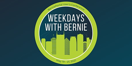 Weekdays with Bernie 2021 tickets