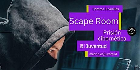 """Scape Room """"Prisión cibernética"""" entradas"""