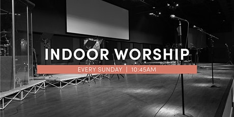 North Jersey Vineyard Church 10:45AM Worship Service  (Sun., Apr.25, 2021) tickets