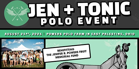Jen + Tonic Polo Event tickets