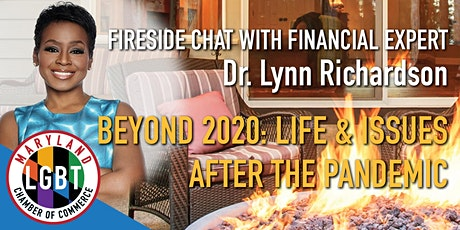 Fireside Chat with Financial Expert  Dr. Lynn Richardson tickets