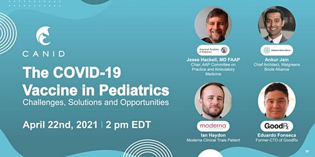 COVID-19 Vaccine in Pediatrics: Challenges, Solutions, and Opportunities tickets
