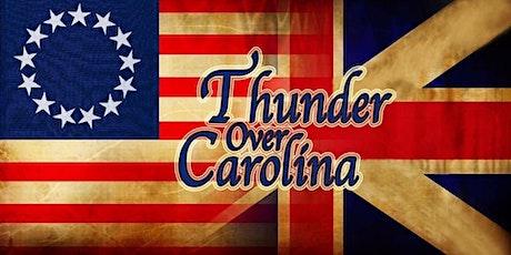 Thunder Over Carolina Inc presents Thunder Over Carolina tickets