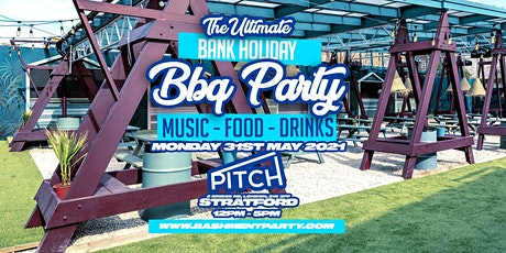 Big BBQ Pt. 2 - Bank Holiday Special tickets