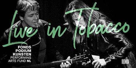 Ilonka Live in Tobacco Theater Amsterdam tickets