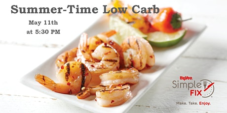 Simple Fix Summer-Time Low Carb tickets