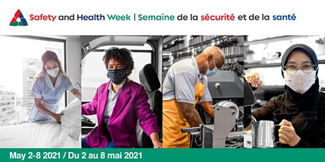 Safety and Health Week May 2-8, 2021 tickets